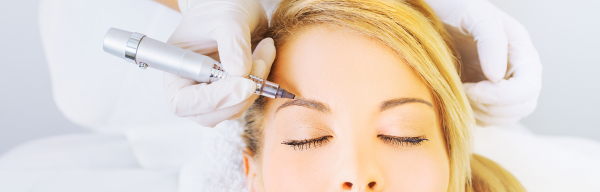 Microblading your Eyebrows