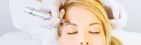 Microblading your Eyebrows