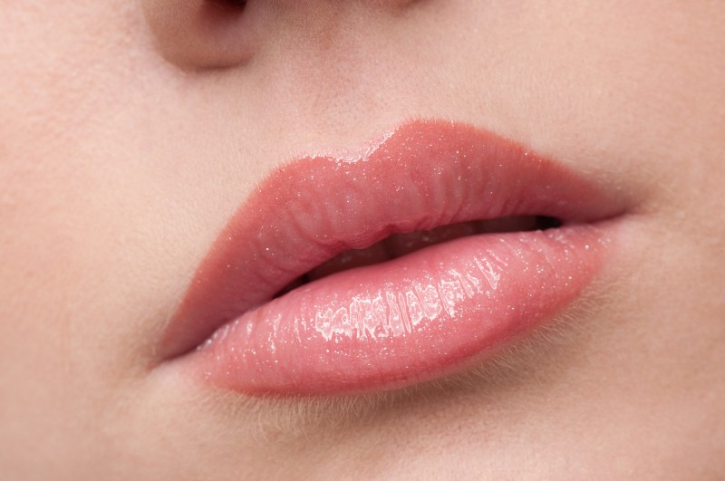Permanent Lip Color